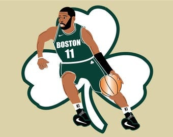 Kyrie Irving Etsy