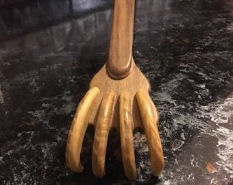 Papa's Tiger Claw