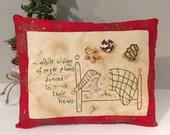 Fall and Christmas Pillows