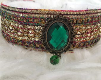Small size Eastern Promise Luxury Comfy Collar
