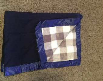 Custom made weighted blankets