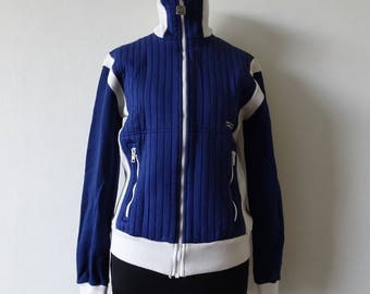 Ski Vest size 40 col and zipper