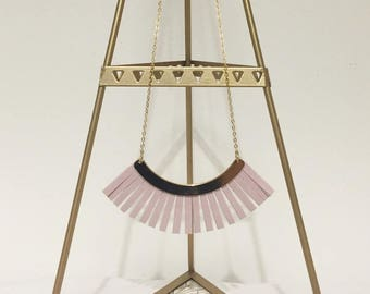 "Necklace ""PLUM"""