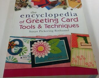 The Encyclopedia Of Greeting Card Tools and Techniques/Greeting Cards/Holiday Cards/Card Creation/Greeting Card Tools/