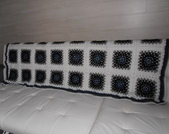 Granny or sofa throw bed cover.