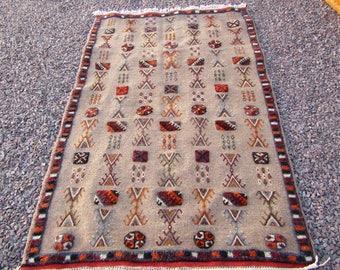 moroccan rug small rug moroccan rugs morocco rug berber carpet area rug tribal rug 3x5