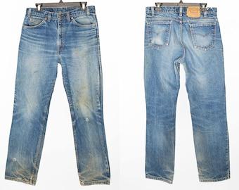 Levis 509 Size 34 Modern Women's Size 10 - 12, Levis 509, Vintage Levis, Waist Size 34 Levis 509 jeans, Hank and Olive, Vintage Jeans, Levis