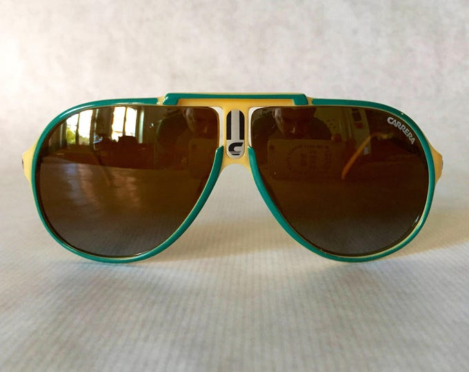Carrera 5590 Vintage Sunglasses - New Unworn Deadstock including Leather Case & Booklet