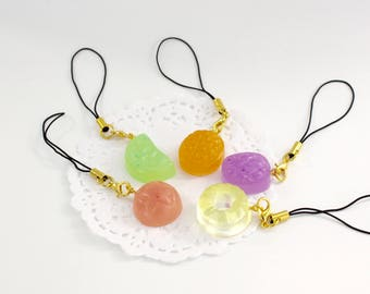 Resin Candy Strap