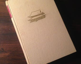 Das Haus der heilenden Hände A T Hobart Vintage 1957 Hardcover Book German Language