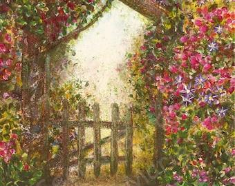 Secret Garden - Giclee Print
