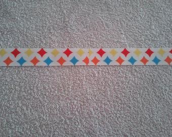 Diamond Ribbon (1 m) 22mm