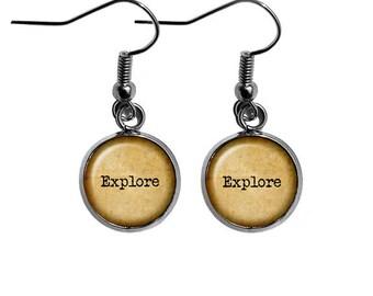 Explore Earrings