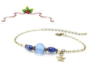 Fancy bracelet ~; ~ starfish ~ ~.