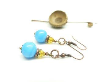 Ethnic earrings ~ ¤ ~ Altai ~ ~ ¤