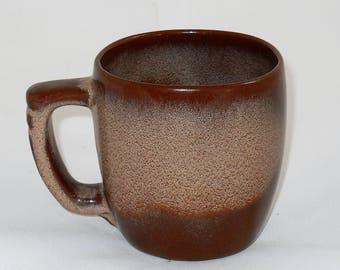 Vintage Ceramic Coffee Cup FRANKOMA # 5CL