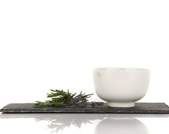 Lavender Rosemary massage candle