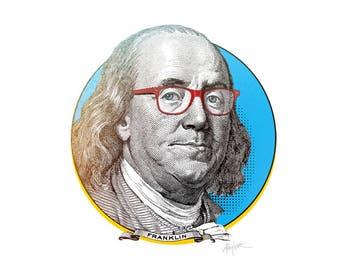 New Money: Benjamin Franklin