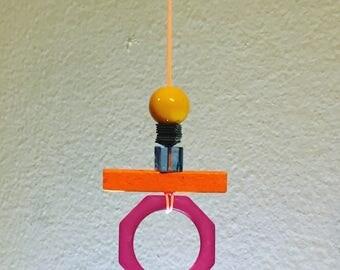 Geometric Minimalist Necklace