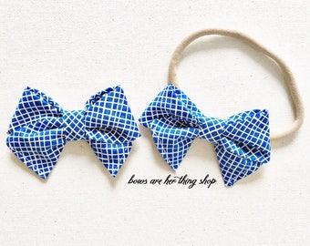 BLUE MAGIC sailor bow