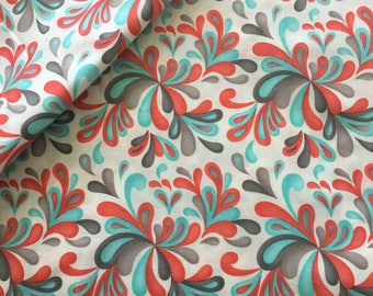 Flirt by Sandy Gervais for Moda fabrics by the yard #17704