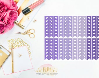 April Checklist Stickers | Planner Stickers designed for use with the Erin Condren Life Planner