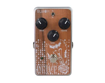 Ruach AOD1 Glassy Drive Overdrive Guitar Effects Pedal
