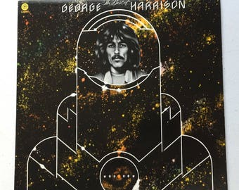 The Best of George Harrison Vinyl Record LP 1976