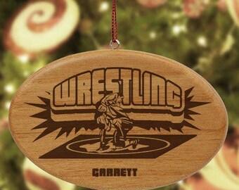 Wrestling ornaments | Etsy