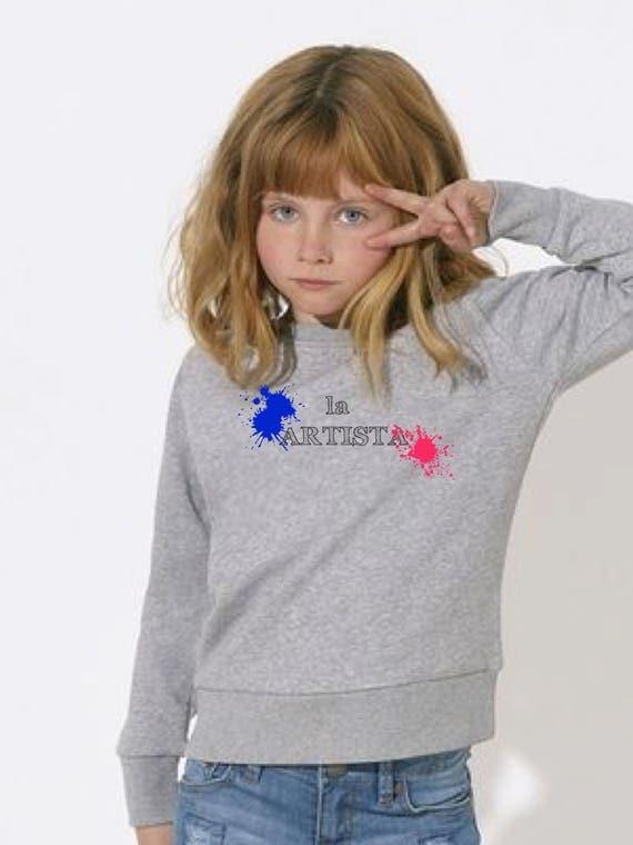 Girl sweater LA ARTISTA
