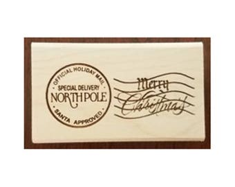 North Pole Postage Stamp - SC56