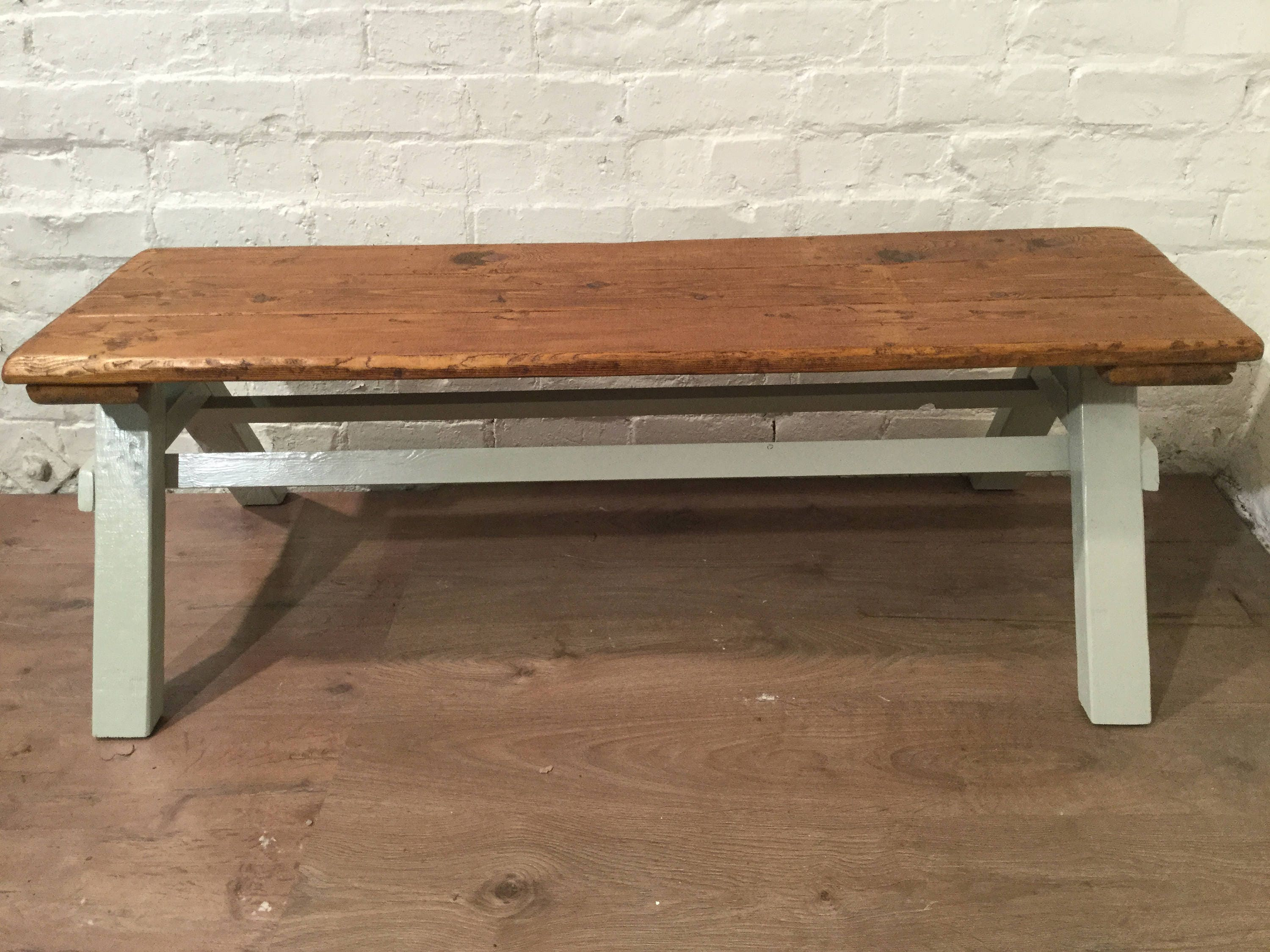 Free Delivery 6ft Architects Coffee Table F&B Painted Solid