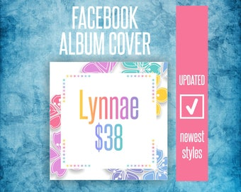 LLR Facebook Album Covers Newest Styles LLR Style&Price Cards  FB Covers  Style Cards  Name Cards  Price Cards  Floral  Home Office Approved