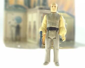 Lobot Action Figure Vintage Star Wars  Lando's Aid 1980