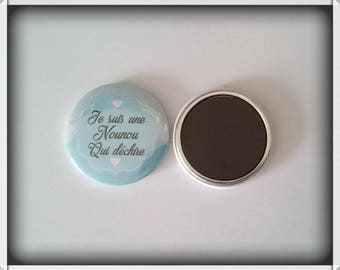 Magnet collection nanny ideal gift