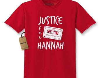 Justice For Hannah Kids T-shirt