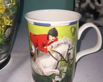 "Roy Kirkham ""The Horse"" Fine Bone China Mug"