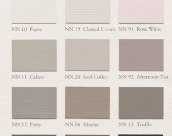 Painting the past - wall paint of matte 2, 5 l - new neutrals