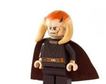 Saesee Tiin Star Wars Custom Minifigure 100% Lego Compatible!
