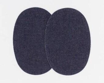 Elbow vinyl jeans