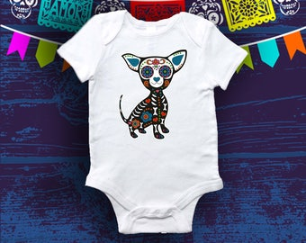 Chihuahua Onesie - Baby Gifts- Baby Onesie-Original and Unique