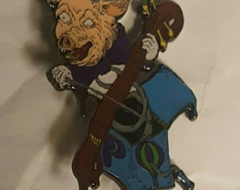 Krinkle Box pin (Primus inspired)