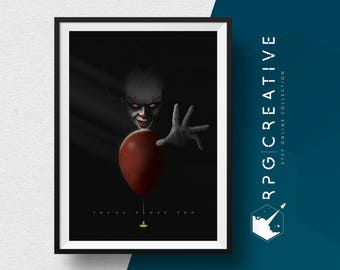 I.T Pennywise the Dancing Clown : Cinema Icons