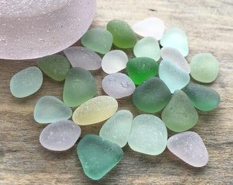 Genuine Sea Glass Mix
