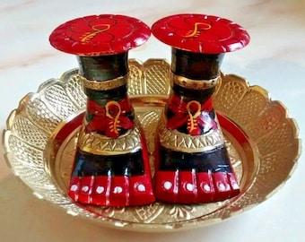 hindu goddess kali lge black charan/feet from kalighat, calcutta