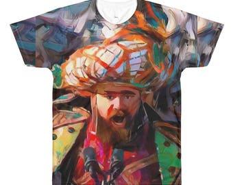 Philadelphia Eagles Jason Kelce Super Bowl 52 all-over print Shirt