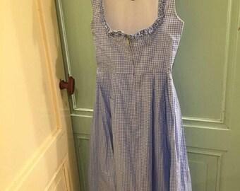 Vintage dirndl dress