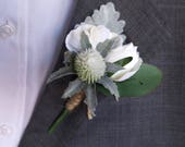 Ivory and sage silk weddi...