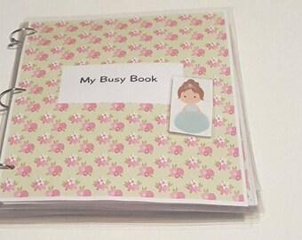 Busy Book, Bible, Education, Homeschool, Preschool, Kindergarten, First Grade, Jw,