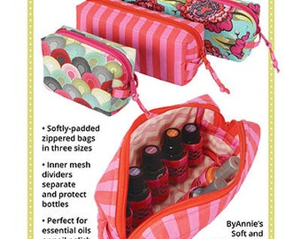 All Bottoled Up sewing pattern By Annie (includes 3 sizes)